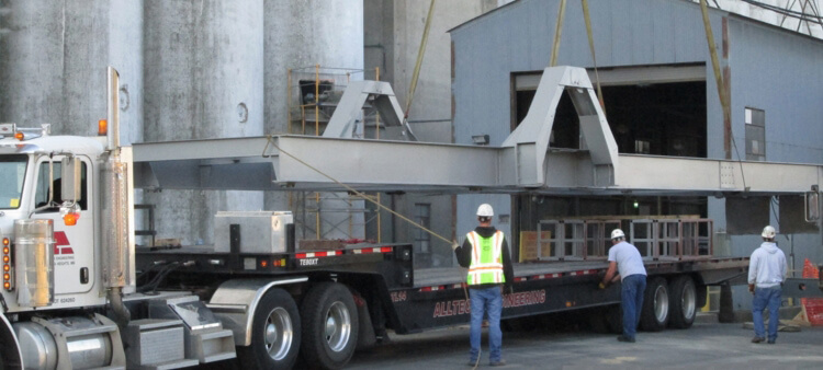 ConAgra Truck Dumper
