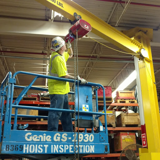 Jib Crane and Overhead Crane Inspections