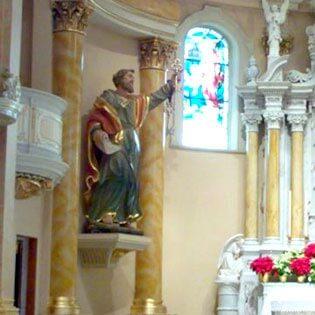 Big Left Altar
