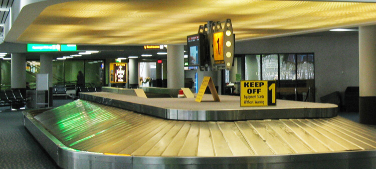 MSP International Baggage Claim