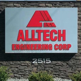 Alltech-engineering-corp-sign