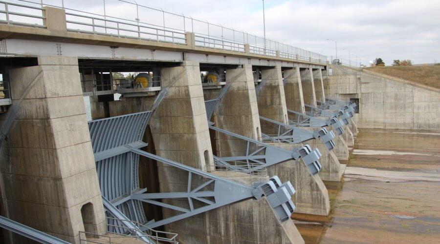 Big Bend Dam