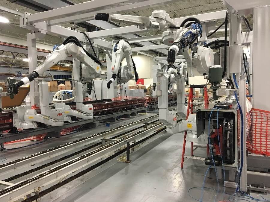 Robotics at Ford Chicago Assembly Plant Project